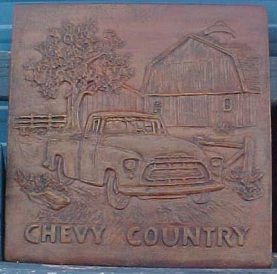 Chevy Country with hook 18