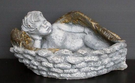 Cherub in Shell 13