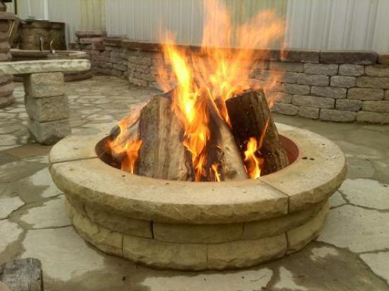 Fire-Ring 46 inch dia.