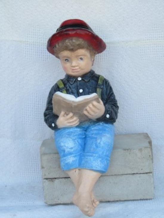 Boy with a book 26
